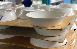 Production by German Fareast-Porcelain